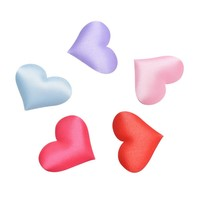 thumb-Hartjes - Licht Roze (ca. 100 stuks)-7