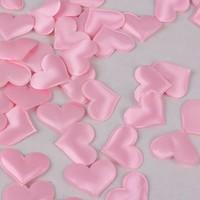 thumb-Hartjes - Licht Roze (ca. 100 stuks)-4