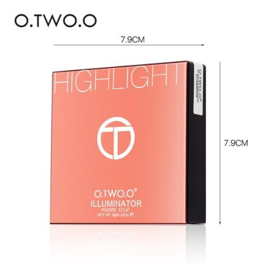 Illuminator Highlighter Poeder - Color 04 Sunburst-9