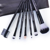 thumb-Make-up Brush Set Professional - 7 stuks -  Inclusief Tasje-3