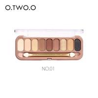 thumb-Palette Oogschaduw Make-Up Set 9 kleuren - Color 01-1
