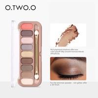 thumb-Palette Oogschaduw Make-Up Set 9 kleuren - Color 01-4