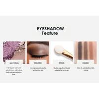 thumb-Palette Oogschaduw Make-Up Set 9 kleuren - Color 01-6