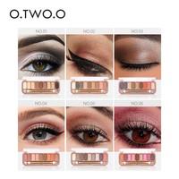 thumb-Palette Oogschaduw Make-Up Set 9 kleuren - Color 02-3