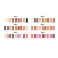 thumb-Palette Oogschaduw Make-Up Set 9 kleuren - Color 02-2