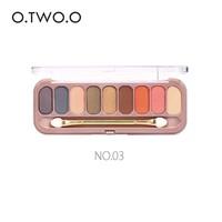 thumb-Palette Oogschaduw Make-Up Set 9 kleuren - Color 03-1