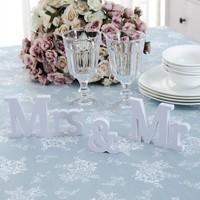 thumb-Mr & Mrs Letters - Bruiloft Decoratie-4