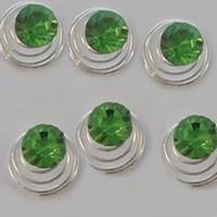 thumb-Groene Kristal Curlies - 6 stuks-5
