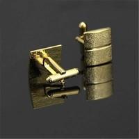 thumb-Manchetknopen & Dasspeld in Geschenkdoos /  CJ15-2