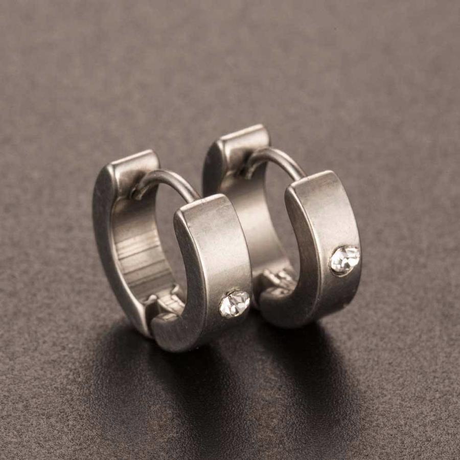 Stijlvolle Oorbellen met Diamantje-1