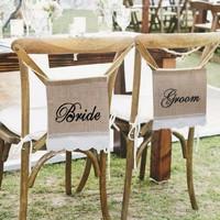 thumb-Bride & Groom Slinger - Bruiloft Decoratie-2