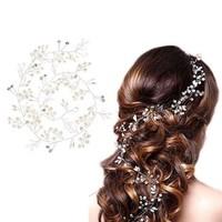 thumb-Stijlvol Zilverkleurig Haar Sieraad-4