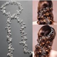 thumb-Stijlvol Zilverkleurig Haar Sieraad-7
