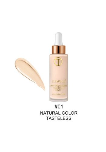 Full Coverage Foundation - Color Natural Color Tasteless