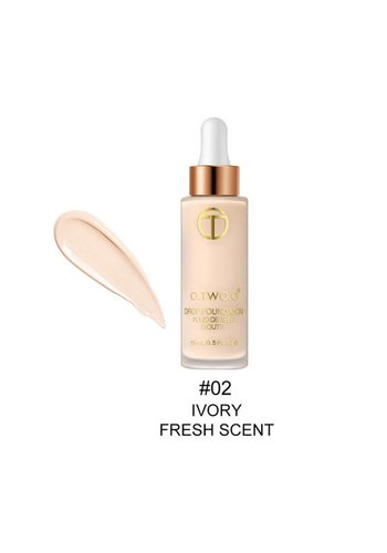 Full Coverage Foundation - Color Ivory Fresh Scent