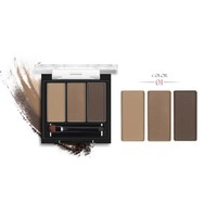 thumb-Long-Wear Brow Contourkit - Color 01-1