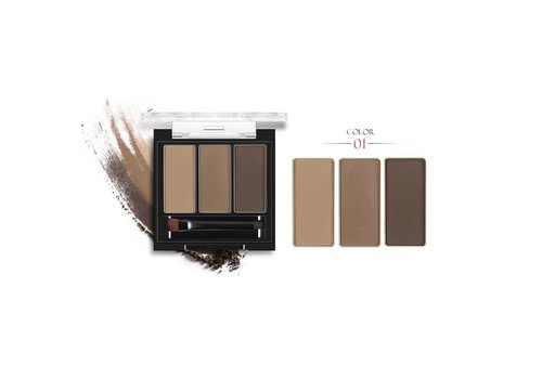 Long-Wear Brow Contourkit - Color 01