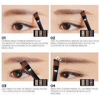 thumb-Long-Wear Brow Contourkit - Color 04-5