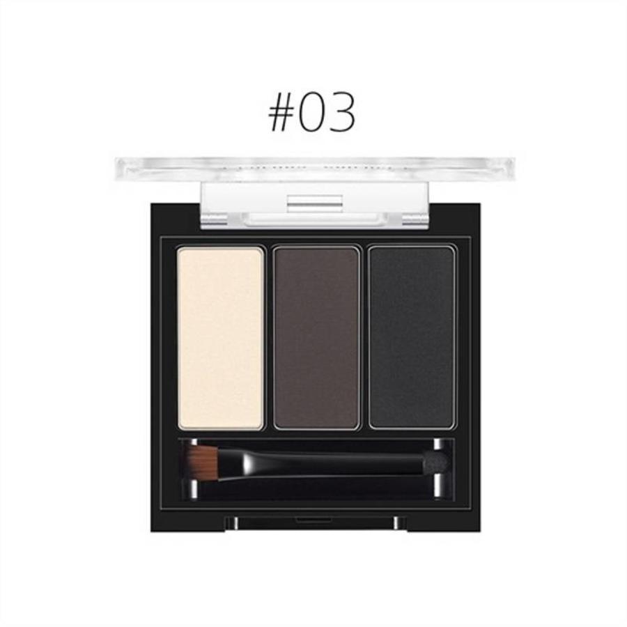 Long-Wear Brow Contourkit - Color 03-2