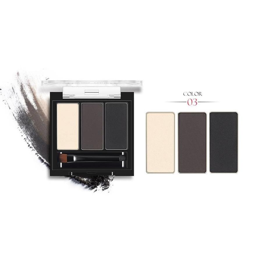 Long-Wear Brow Contourkit - Color 03-1