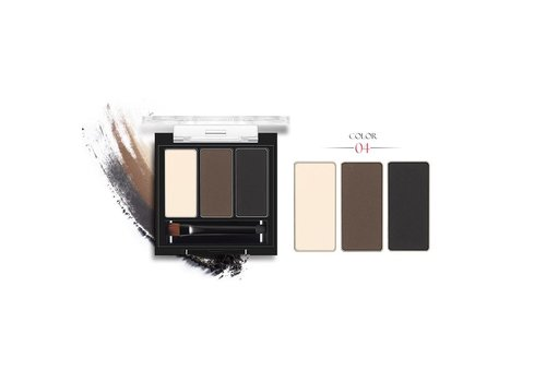 Long-Wear Brow Contourkit - Color 04