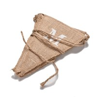thumb-Mr & Mrs Jute Slinger - Bruiloft Decoratie-5