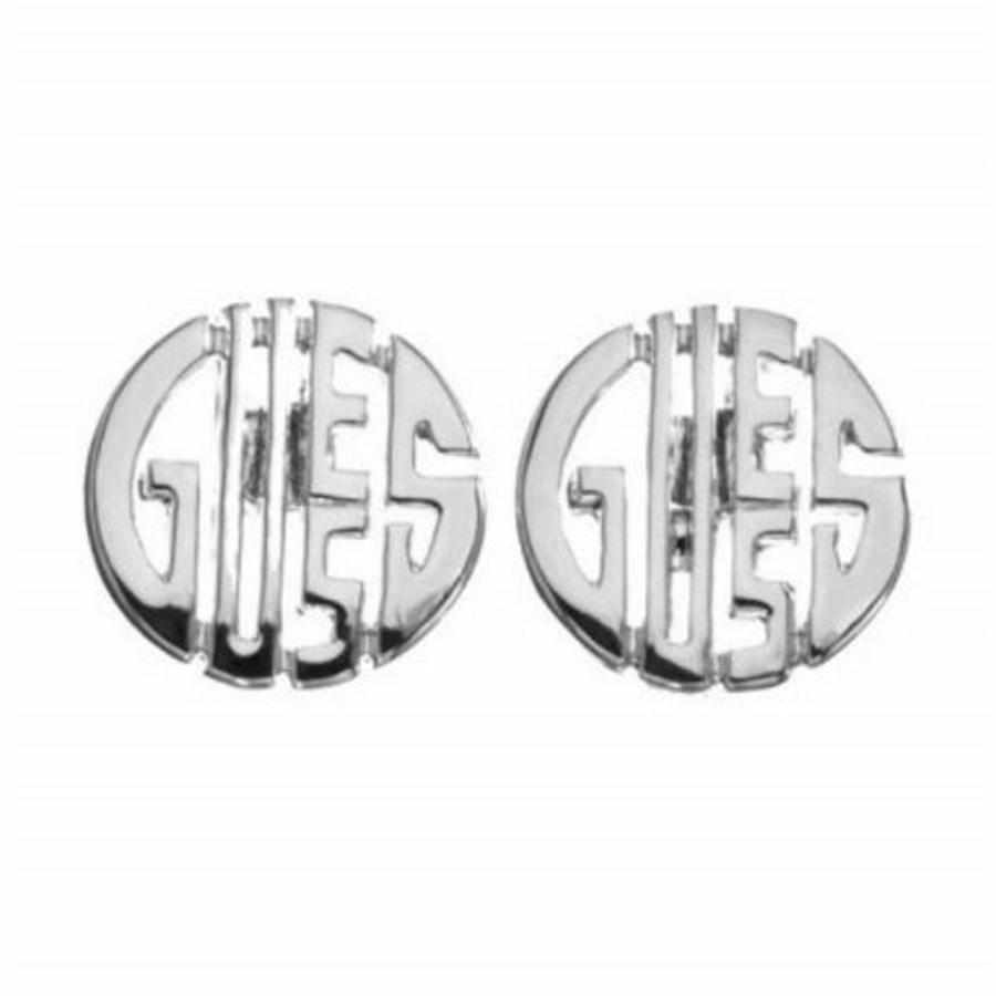 GUESS - Zilverkleurige Oorbellen-1