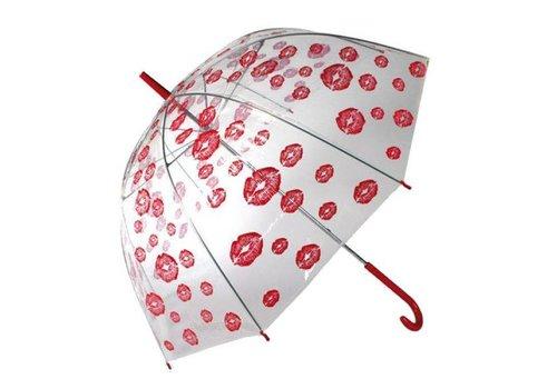 Kusjes Koepel Paraplu