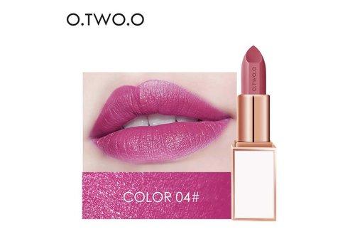 Ultra-Rich Lip Color - Semi Velvet Liquid Lipstick - Waterproof - Color 0.4