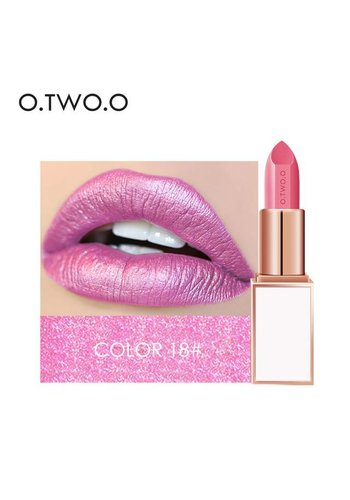 Ultra-Rich Lip Color - Semi Velvet Liquid Lipstick  - Waterproof - Color 18