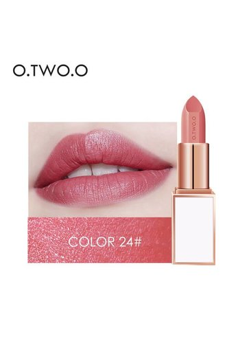 Ultra-Rich Lip Color - Semi Velvet Liquid Lipstick  - Waterproof - Color 24