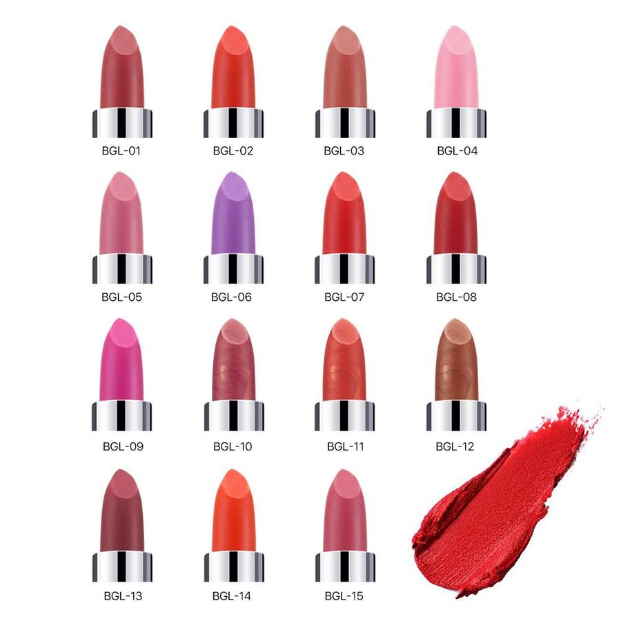 Magical Kiss Matte Lipstick - Color BGL 01-2