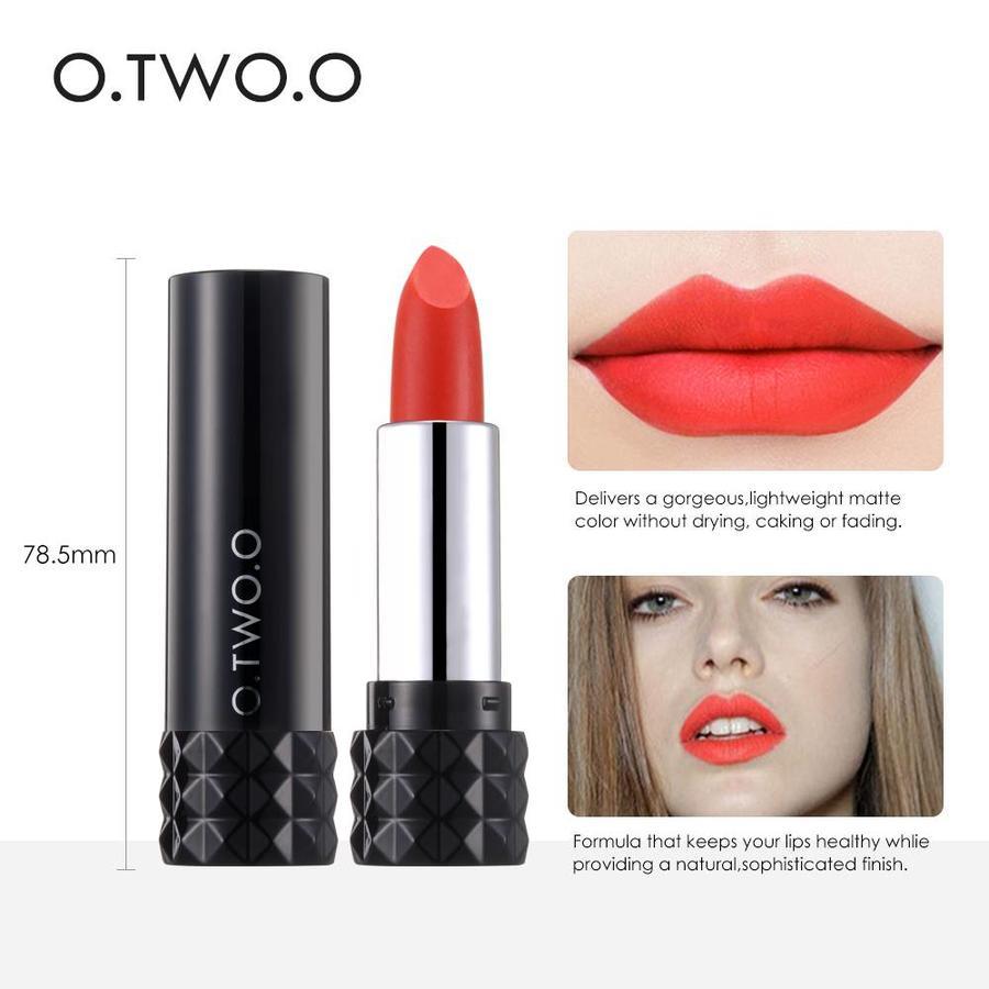O.Two.O - Magical Kiss Matte Lipstick - Color BGL 01-4