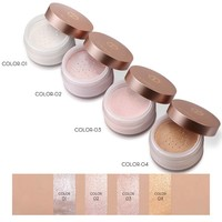 thumb-Loose Highlighter - Poeder met Glitter - Color 01-3