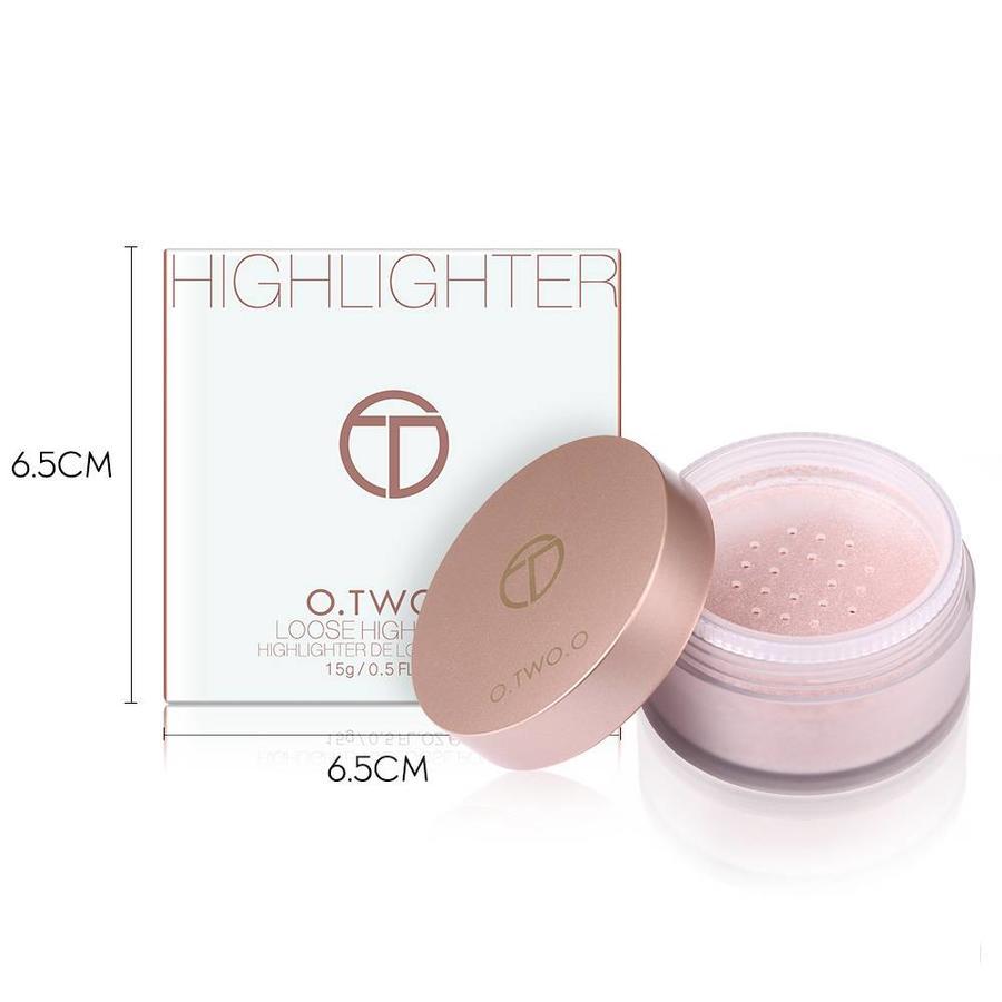 Loose Highlighter - Poeder met Glitter - Color 01-6
