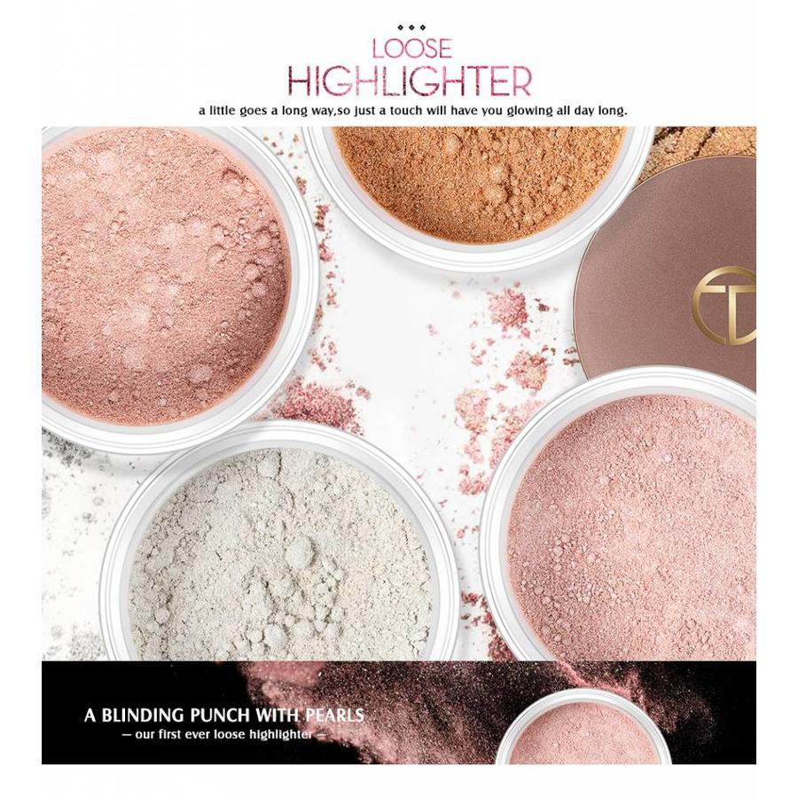 Loose Highlighter - Poeder met Glitter - Color 03-7