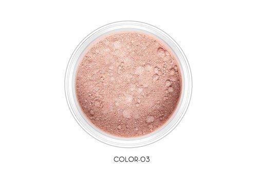 Loose Highlighter - Poeder met Glitter - Color 03