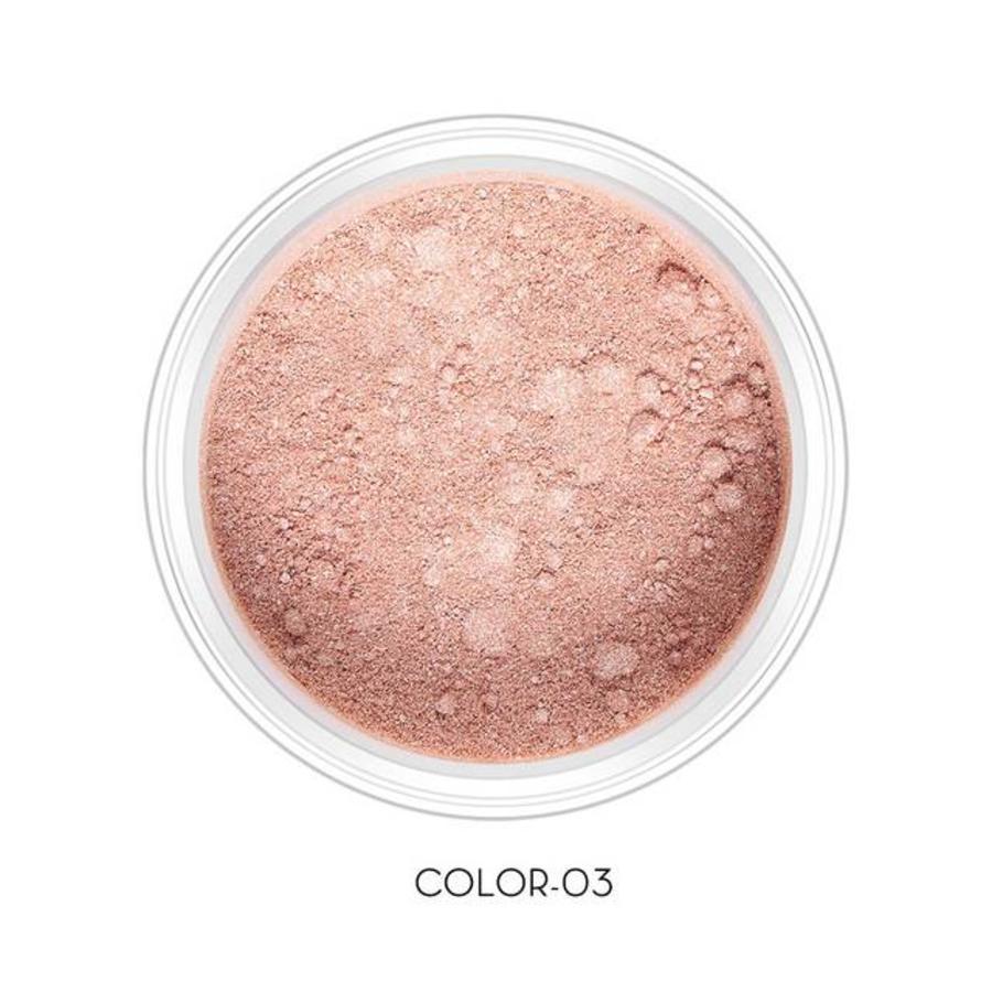 Loose Highlighter - Poeder met Glitter - Color 03-1