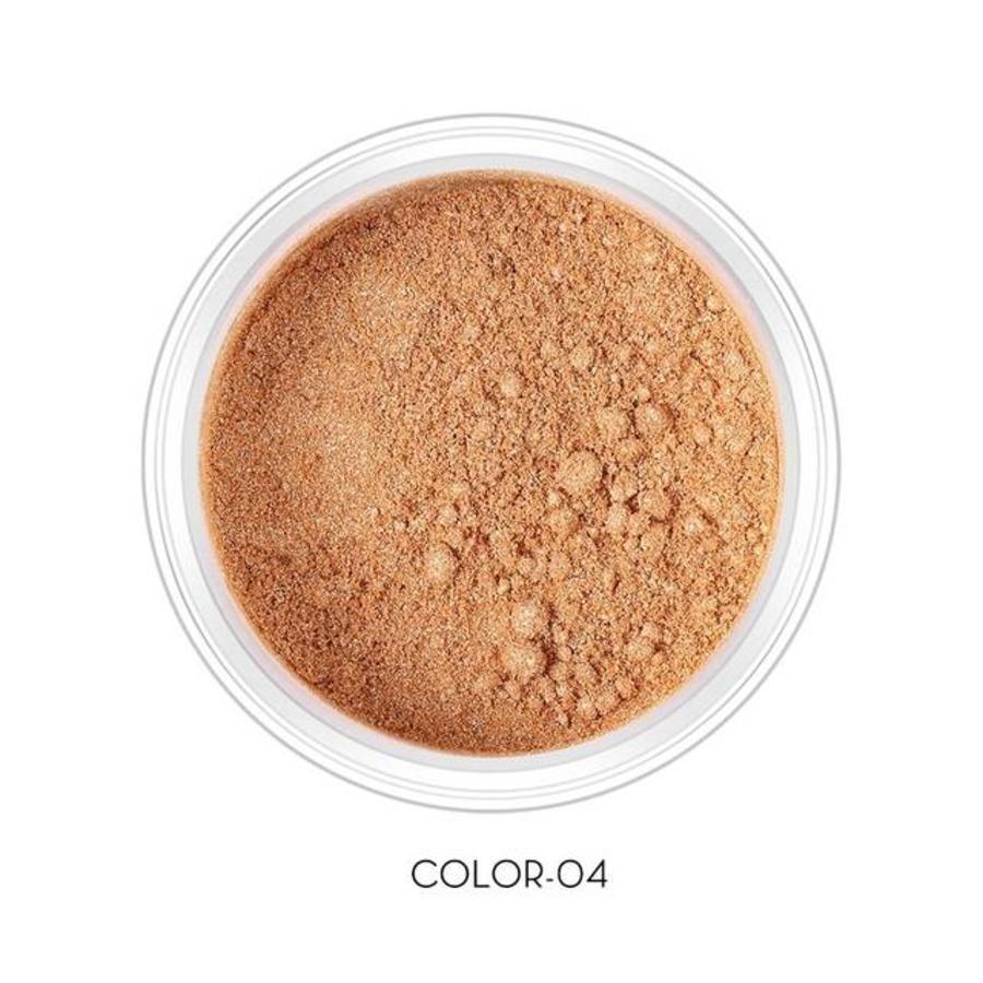 Loose Highlighter - Poeder met Glitter - Color 04-1