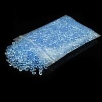 thumb-Decoratie Steentjes - Diamantjes - Licht Blauw - 1000 stuks-1