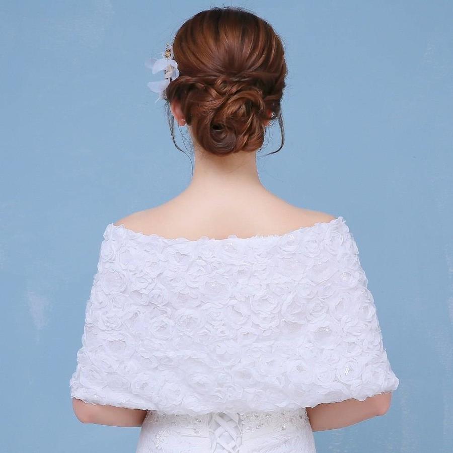 Elegante Sjaal / Stola / Cape-3