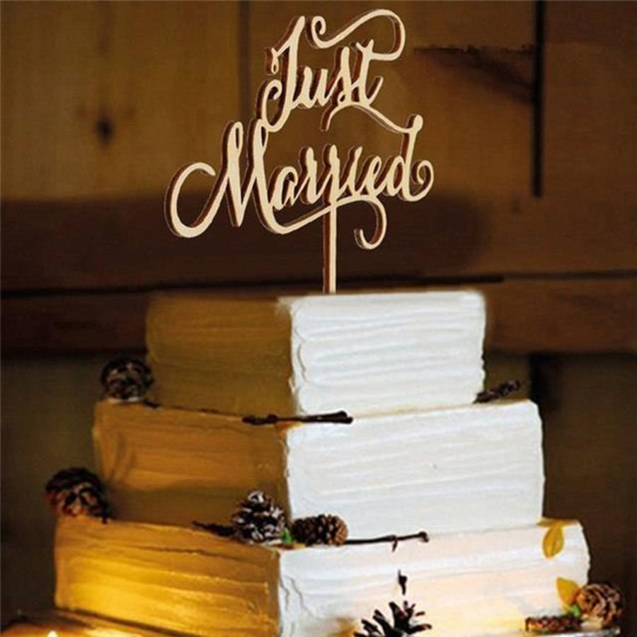 Taarttopper - Just Married-1
