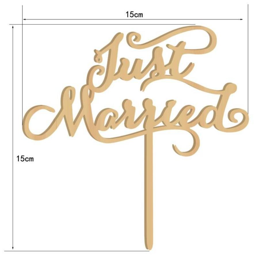 Taarttopper - Just Married-2
