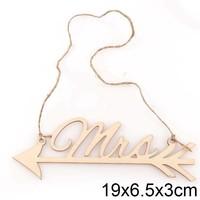 thumb-Bruiloft Decoratie - MR & MRS Pijlen-4