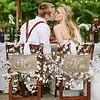 PaCaZa Mr & Mrs Slinger - Bruiloft Decoratie