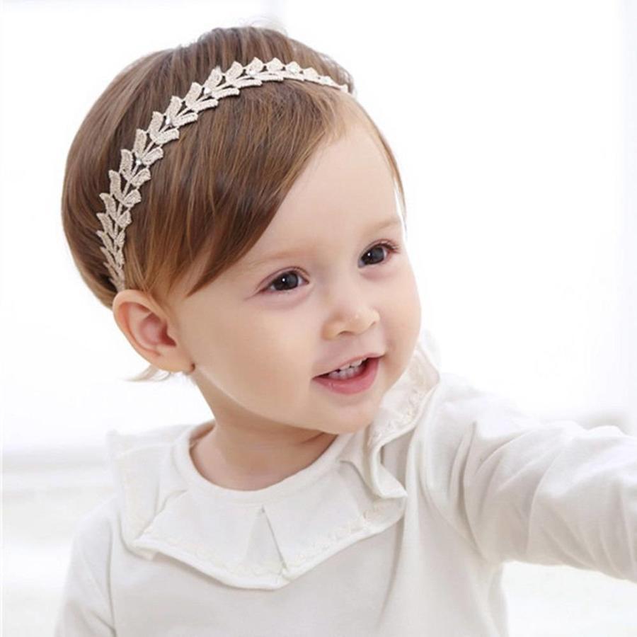 Haar Sieraad / Haarband Blaadje met Fonkelende Kristallen-4