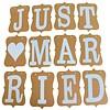 Just Married Slinger -  Bruiloft Decoratie