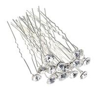 thumb-Hairpin - Strass Diamant Groot - 5 stuks-4