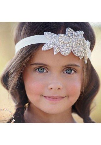 Haar Sieraad / Haarband met Fonkelende Kristallen
