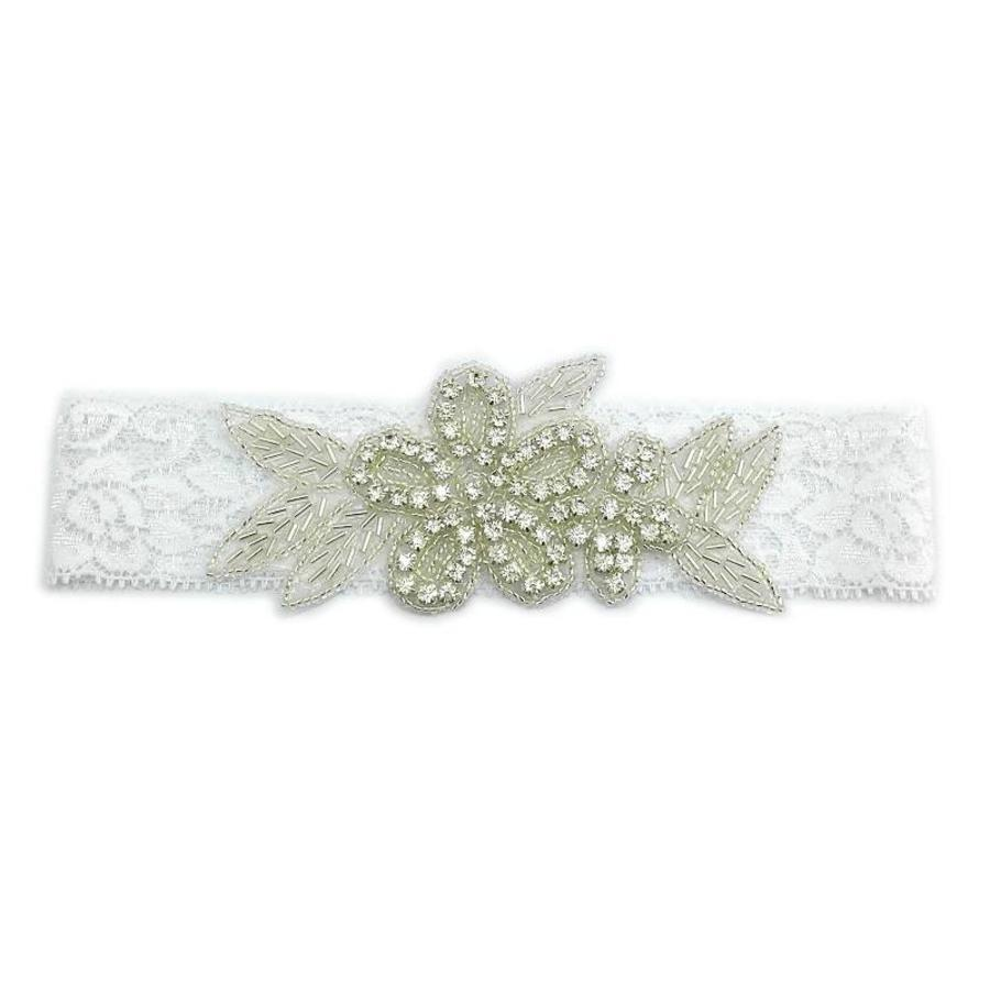 Haar Sieraad / Haarband met Fonkelende Kristallen-2